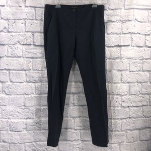 Theory Revolve Tailor Rosel S Pant in Black